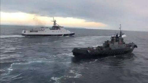 Захоплених моряків з Черкащини триматимуть під вартою протягом двох місяців (відео)