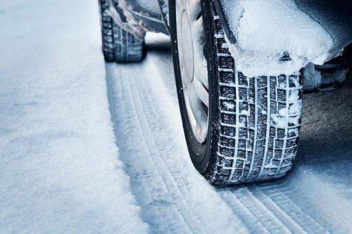 Водіїв Черкащини прохають змінити літні шини на зимові