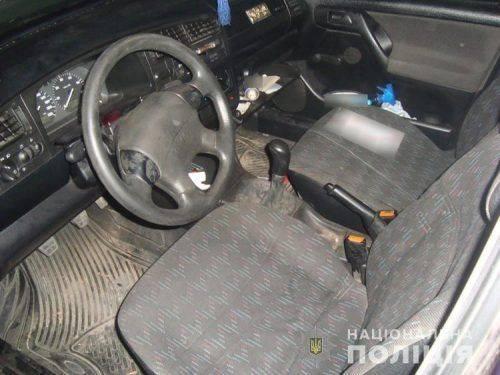 На Черкащині правоохоронці затримали автомобільного грабіжника (фото)