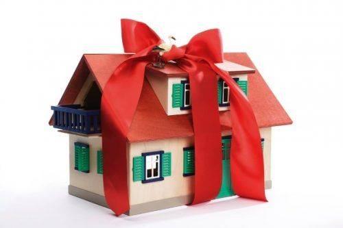 На Черкащині дітям-сиротам подарували будинок