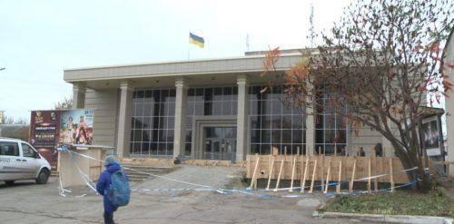 У Смілі триває реконструкція Будинку культури (відео)
