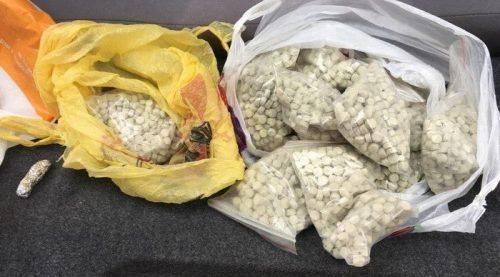 На Черкащині СБУ блокувала контрабанду наркотиків з ЄС