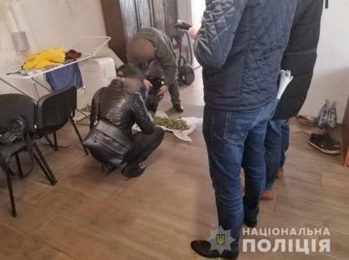 На Черкащині викрили нарколабораторію (фото)