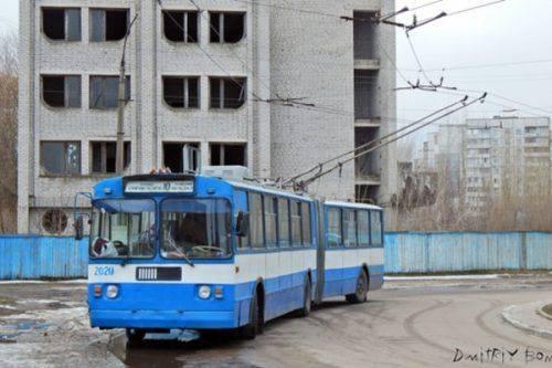 Черкащани прохають продовжити маршрут одного з тролейбусів