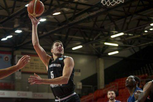 Через травму черкаський баскетболіст не зможе виступити за збірну України