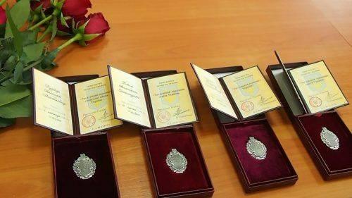 Президент України присвоїв почесні звання працівникам уманських університетів