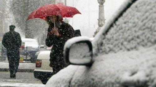Наступного тижня на Черкащині очікуються снігопади