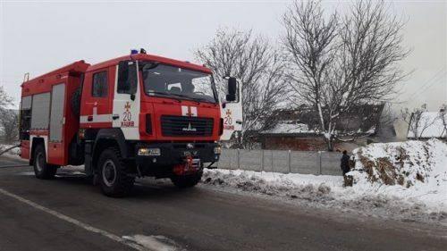 На Черкащині дитина підпалила сінник (відео)