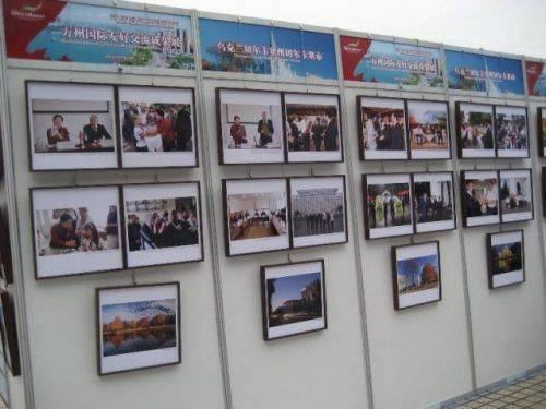 Світлини краєвидів Черкас показали на Китайському міжнародному туристичному фестивалі