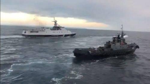 Полонених моряків з Черкащини триматимуть під вартою до суду