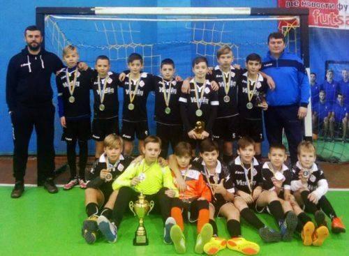 """Черкаські футболісти увійшли до трійки найкращих на турнірі """"Odessa Port Cup"""""""