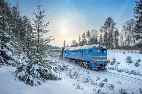 У період зимових свят з Черкас курсуватиме додатковий потяг