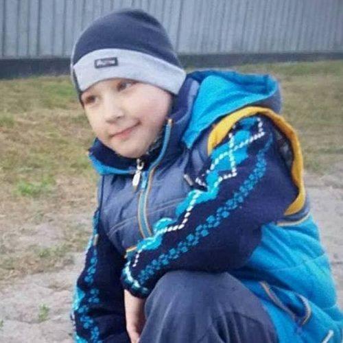 На Черкащині збирають кошти на лікування восьмирічного хлопчика