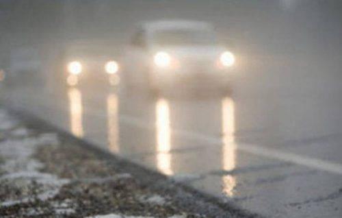 Водіїв Черкащини попереджають про ускладнення погодних умов