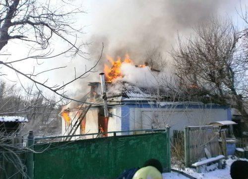 На Черкащині під час пожежі загинув 22-річний хлопець