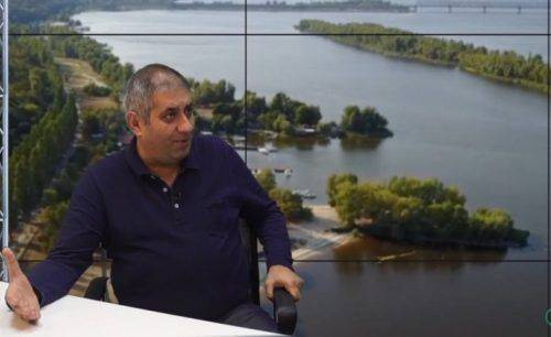 Араік Мкртчян розповів про першочергові завдання нового голови Черкаської ОДА (відео)