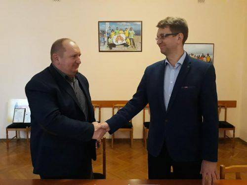 Золотоноша підписала меморандум про співробітництво із Зорівською ОТГ
