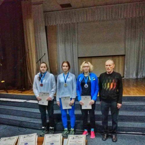 Спортсмени з Черкащини стали найсильнішими на чемпіонаті України з акватлону
