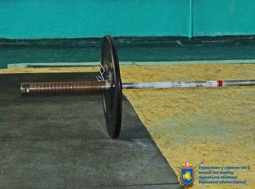 У Черкасах відбудеться чемпіонат області з важкої атлетики
