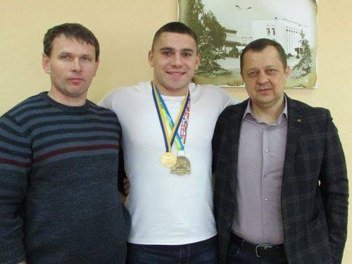 Спортсмен з Черкащини став чемпіоном світу з пауерліфтингу