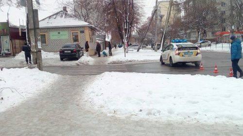 Середмістя Черкас оточили поліцейські
