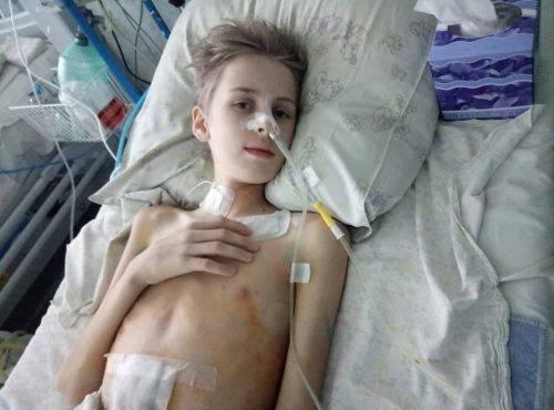 На порятунок 12-річного уманчанина потрібно зібрати понад 300 тисяч євро