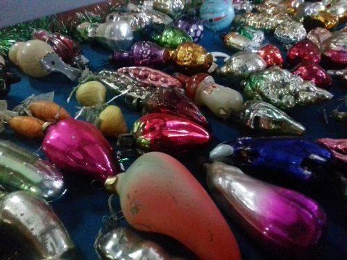 У музеї на Черкащині відкрили виставку новорічних іграшок
