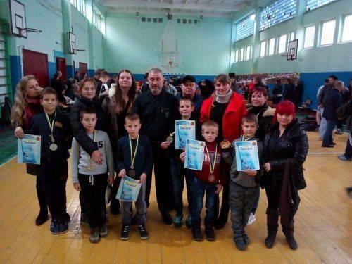 Смілянські спортсмени здобули нагороди на престижних республіканських змаганнях