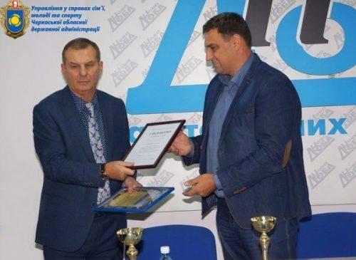 Дві спортивні школи потрапили до трійки кращих в Україні