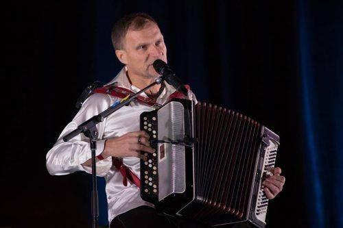 Творчий вечір Олега Скрипки пройшов у Черкасах «без купюр», без табу та без цензури