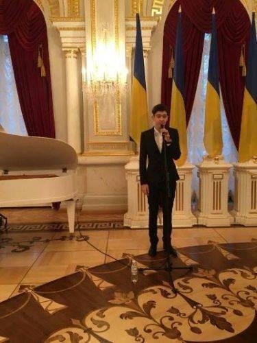 Президент України відзначив талановитих черкащан