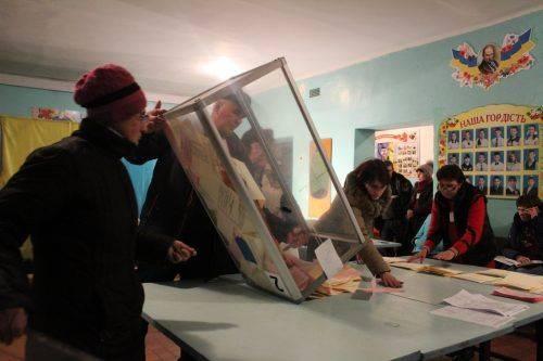 Вибори в ОТГ на Черкащині відбулися із незначними порушеннями