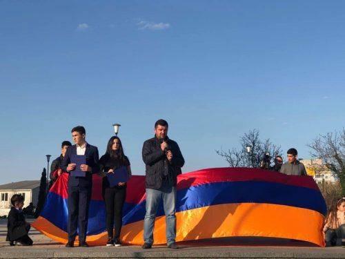"""У Черкасах хочуть зробити """"Вірменську алею"""""""
