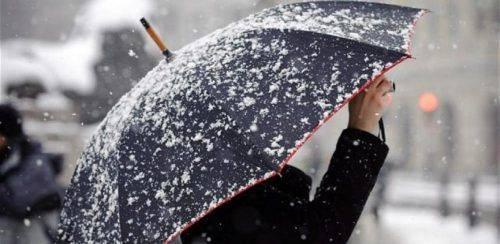 """""""Південний гість"""": на Черкащині очікується сильний сніг"""