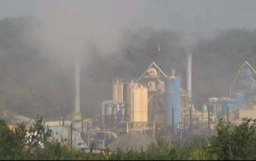 Екологічна катастрофа: асфальтний завод «Авангард» отруює уманчан шкідливими викидами