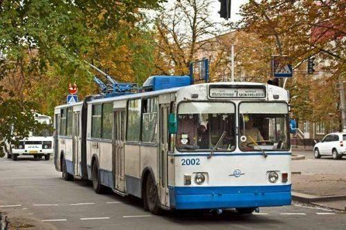 У Черкасах затвердили економічно обґрунтований тариф на проїзд у тролейбусах