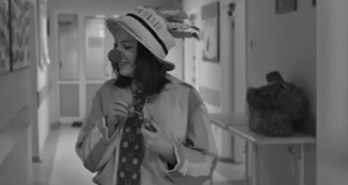 """Черкащанам презентували волонтерський проект """"Лікарняні клоуни"""" (відео)"""