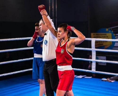 Спортсменка з Черкащини перемогла на чемпіонаті України з боксу