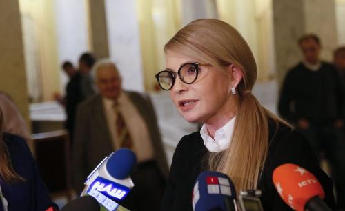 Нова команда змінить стратегію поводження із землею, - Юлія Тимошенко