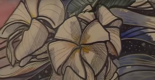 Черкаська мисткиня презентувала унікальну виставку картин із п'яти країн світу (відео)