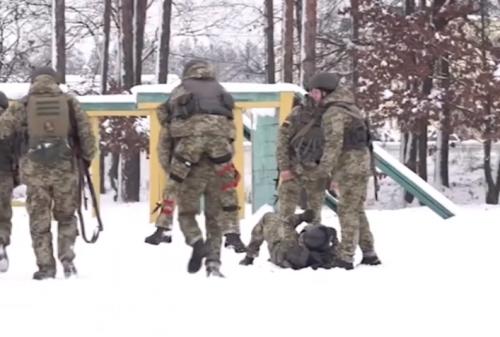 На Черкащині розпочалися збори резервістів прикордонної служби (відео)