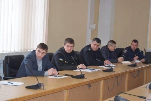 У Черкасах обговорили подальші дії щодо стабілізації ситуації на дорогах області