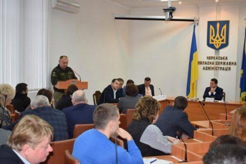 На Черкащині виконано завдання з осіннього призову на строкову військову службу