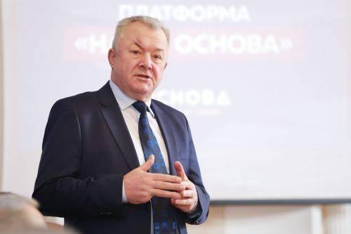 Ми створюємо партію для людей, а не акціонерне товариство, - Андрій Ніколаєнко