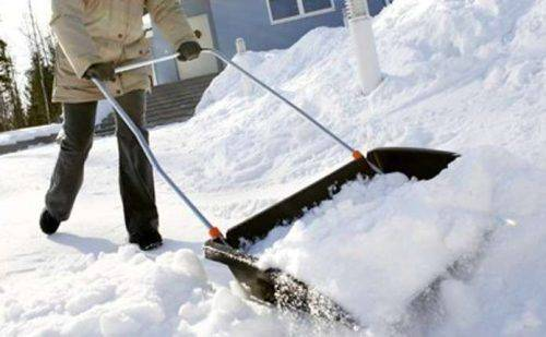Черкаських підприємців штрафують за неприбраний сніг (відео)