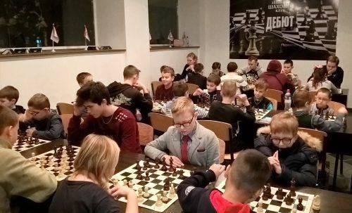У Черкасах визначили найкращих на шаховому турнірі