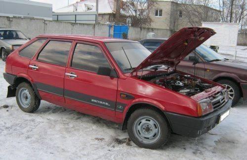 На Черкащині виявили автівку з перебитим номером кузова