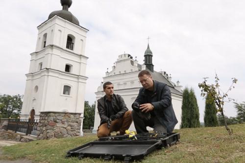 На Черкащині віднайшли таємний тунель Богдана Хмельницького