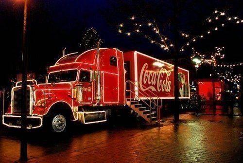 """""""Свято наближається"""": до Черкас приїде новорічна вантажівка"""