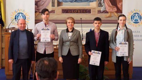 Школяр з Черкащини отримуватиме президентську стипендію